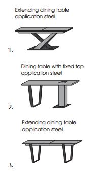 Talis Dinig table