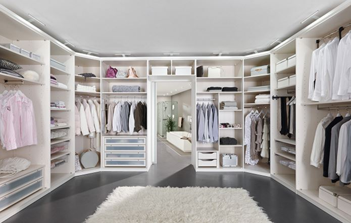 walkin. Dressing rooms help you to keep everything in order in the bedroom. When doors are closed you have a appearance of a room where amount of storage ... & MY WAY Wardrobe System