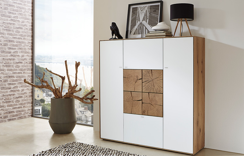 Caya Wall Unit