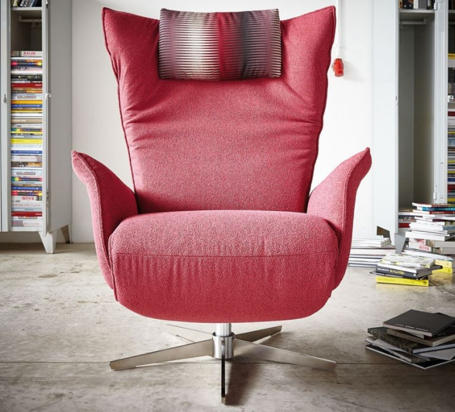 Elegant lounge armchairs from Germany
