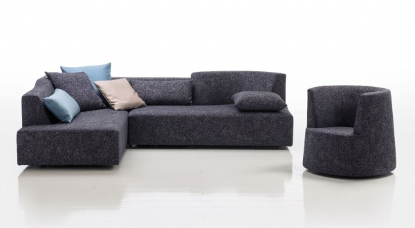 Sofa Beds In Leather Fabric Styles The Collection