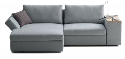 Club Sectional Sofa Bed