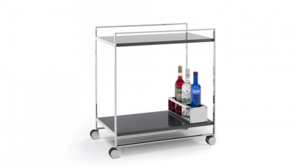 Flat Fix Serving Trolley