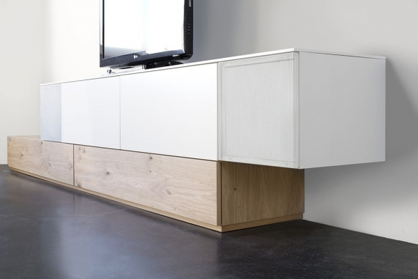 TV Unit CUBO Simply Box