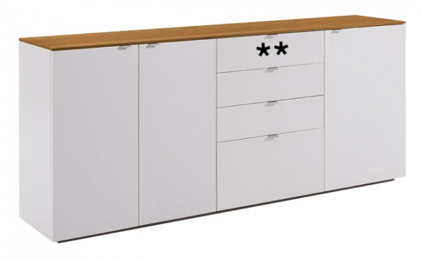 TORONTO Sideboard 4-pc
