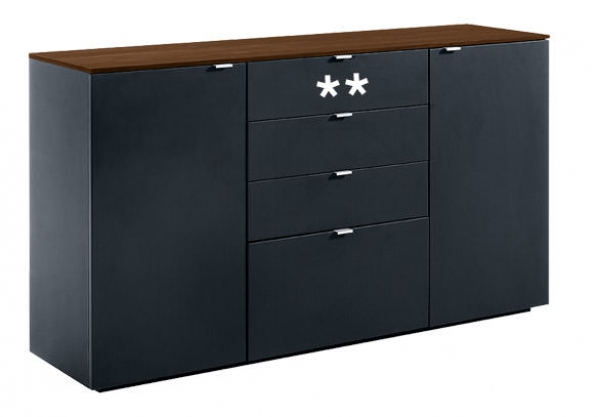 TORONTO Sideboard 3-pc