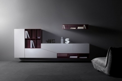 Wall Unit CUBO 670 CUT-X
