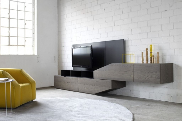 Wall Unit Cubo Cut-X 690