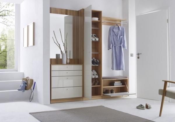 Hallway panama p17 for Garderobe real