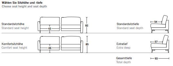 Omega Customized Sofa
