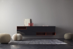 Wall Unit CUBO 671 CUT-X